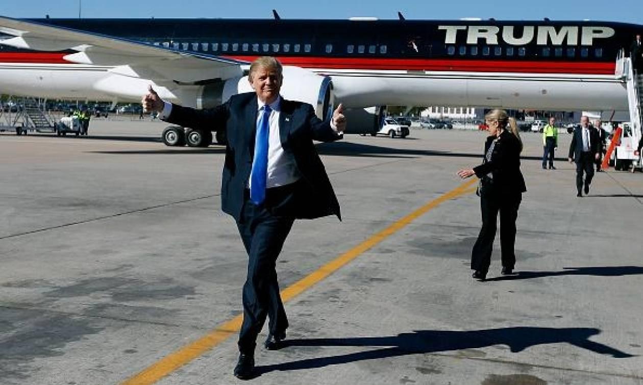 Τα πρώτα ταξίδια του Τραμπ - Ποιες χώρες θα επισκεφθεί
