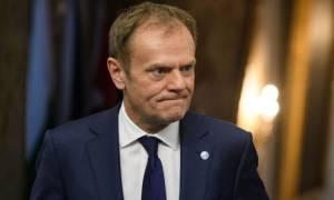 Τουσκ: Αδύνατες οι διαπραγματεύσεις για το Brexit αν...