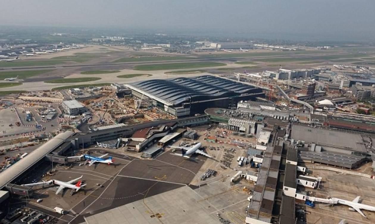 Συναγερμός στο Λονδίνο: Σύλληψη τρομοκράτη στο αεροδρόμιο του Χίθροου