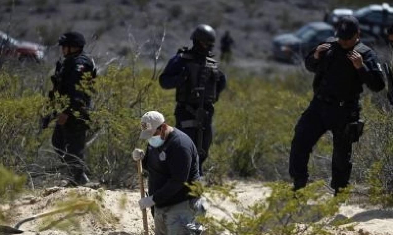 Μεξικό: Κακοποιοί που πιστεύεται ότι έκλεβαν καύσιμα σκότωσαν τέσσερις στρατιώτες