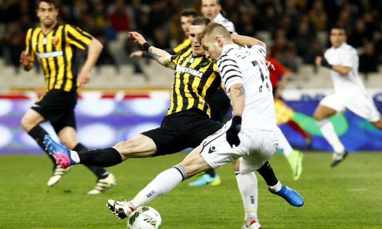 Κύπελλο Ελλάδος: ΑΕΚ, ΠΑΟΚ και ΕΠΟ πιέζουν για να γίνει ο τελικός το Σάββατο