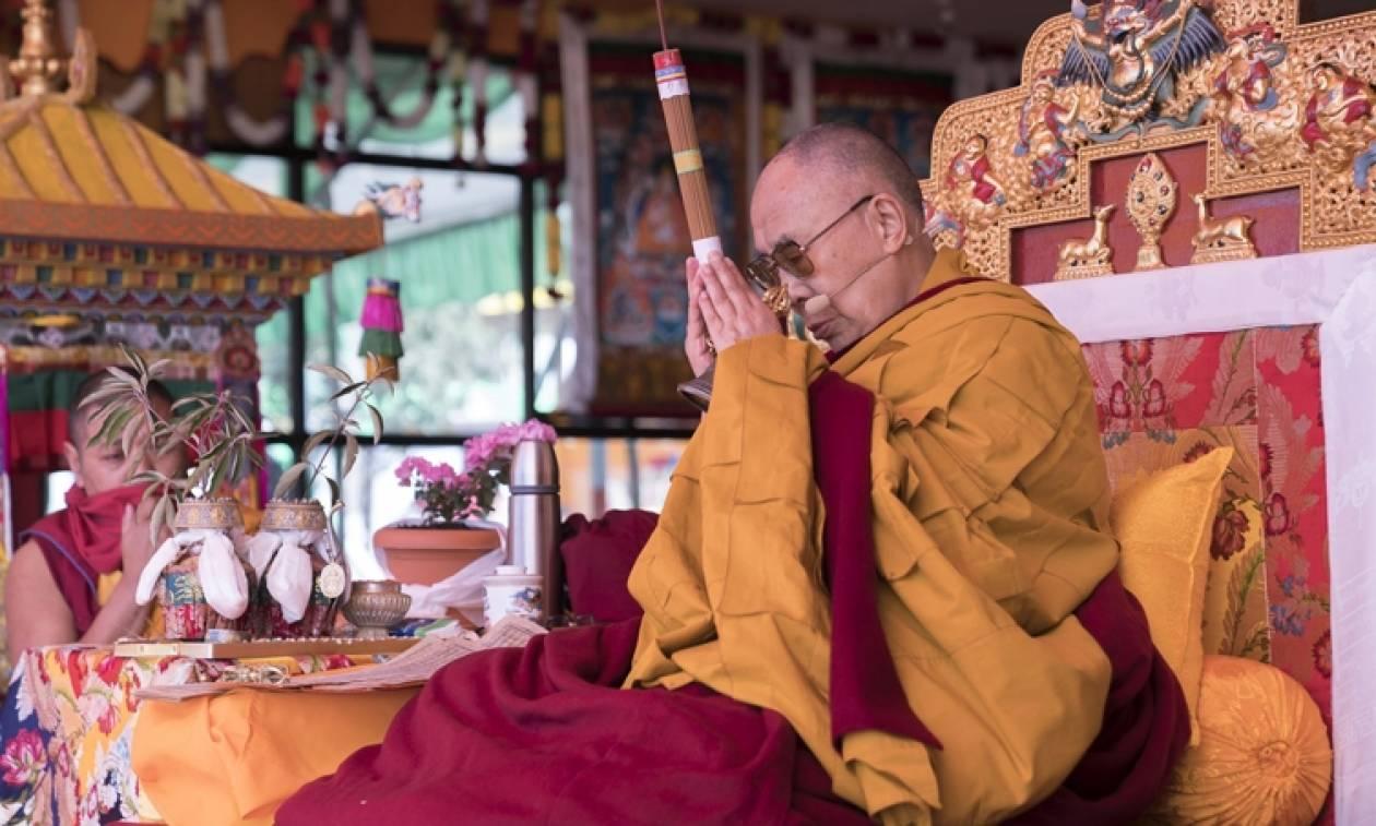 Απομακρύνεται το ενδεχόμενο μιας συνάντησης Ντόναλντ Τραμπ - Δαλάι Λάμα