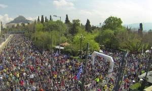 Στην τελική ευθεία ο 24ος Ποδηλατικός Γύρος Αθήνας - Πάρε το ποδήλατό σου κι έλα!