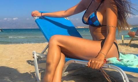 Ελληνίδα δημοσιογράφος σε καυτές πόζες στο Instagram!