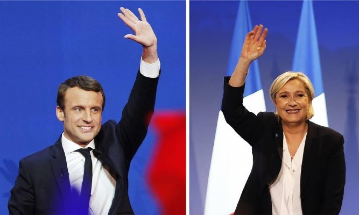 Εκλογές Γαλλία: Τι δείχνουν οι τελευταίες δημοσκοπήσεις για Μακρόν - Λεπέν