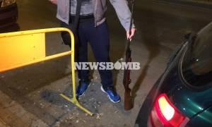 Πυροβολισμοί στη Νέα Σμύρνη - Τρία παιδιά στο νοσοκομείο (vids)