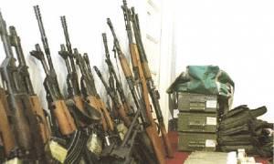 Παίρνουν «φωτιά» τα Βαλκάνια: Χιλιάδες όπλα προορίζονταν για τους Αλβανούς στα Σκόπια