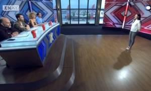 X-Factor: Η Γεωργιανή μητέρα δυο παιδιών που συγκίνησε την Τάμτα