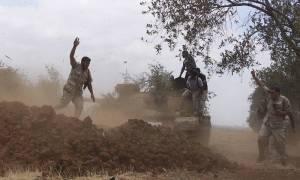Στους 169 οι νεκροί μέσα σε μία εβδομάδα σε συγκρούσεις στη Συρία