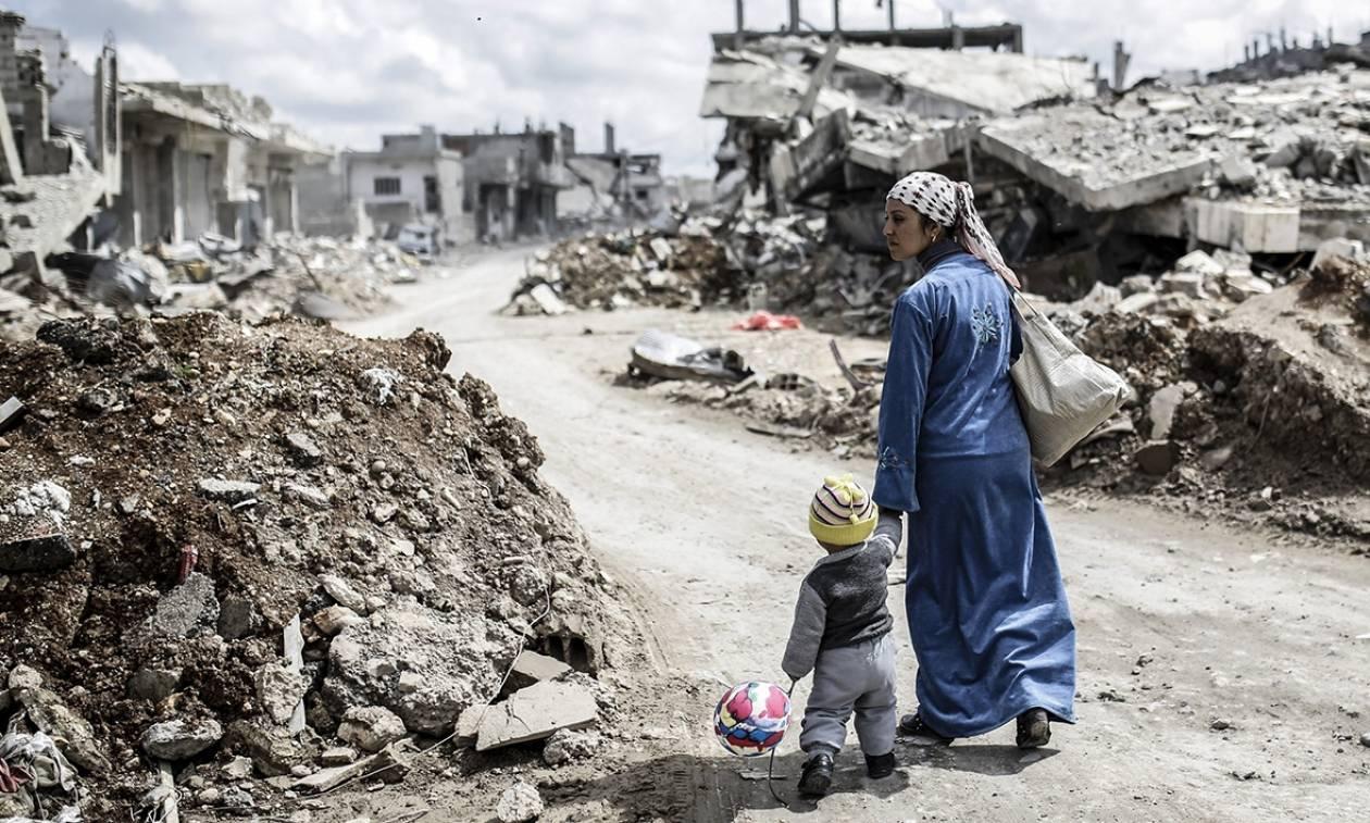 Συρία: Από σήμερα τα μεσάνυχτα σε ισχύ η συμφωνία για τις ασφαλείς ζώνες