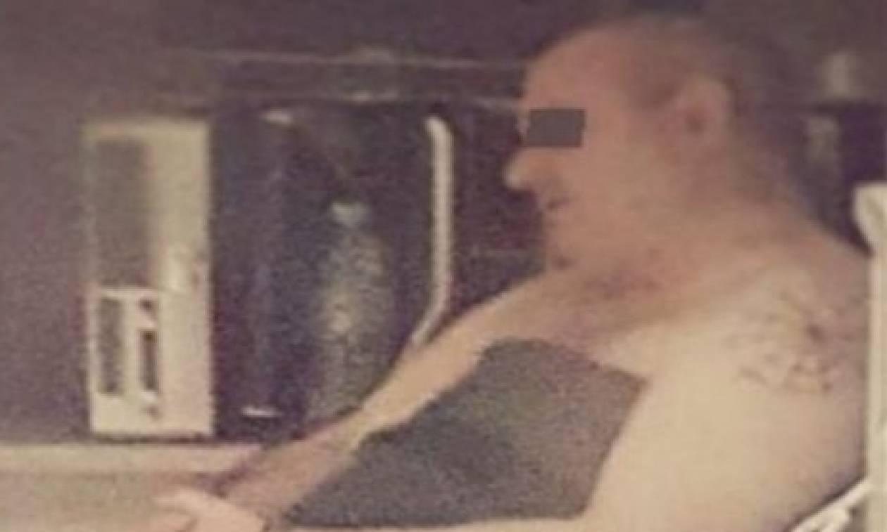 Αυτό είναι το βίντεο του διεστραμμένου βιαστή της Δάφνης