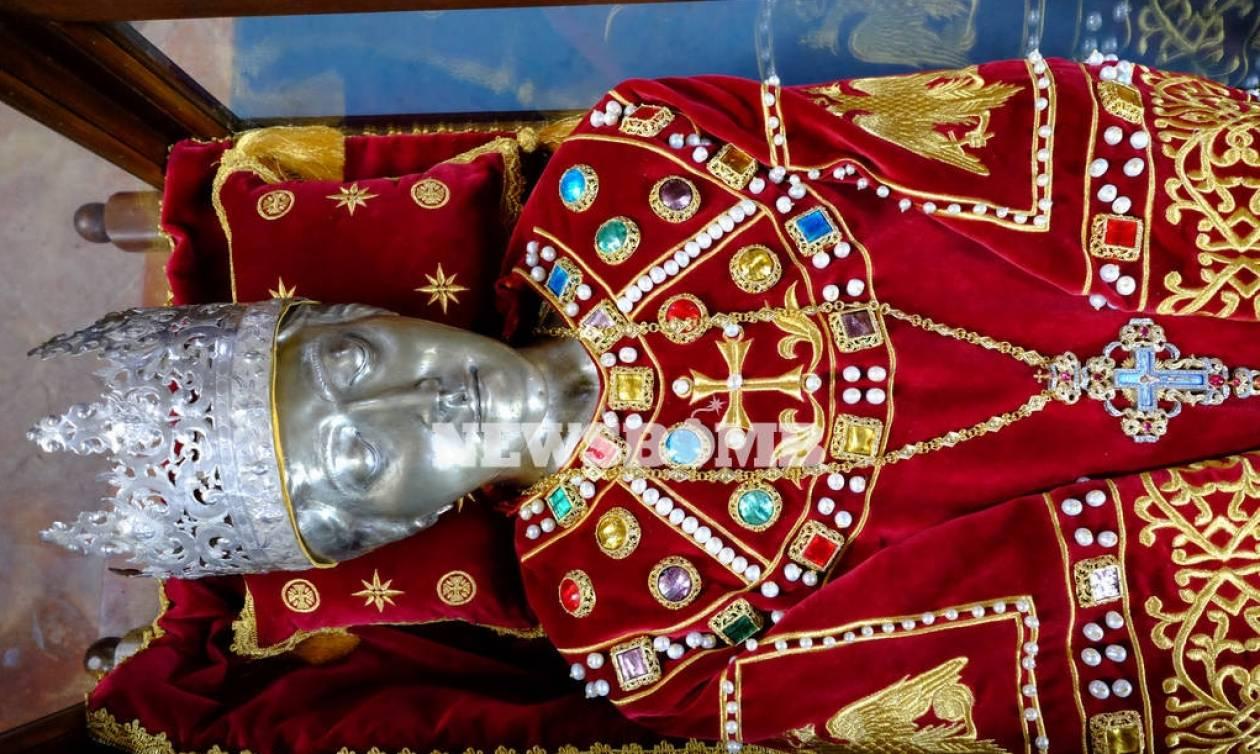 Όλα όσα δεν γνωρίζατε για το λείψανο της Αγίας Ελένης