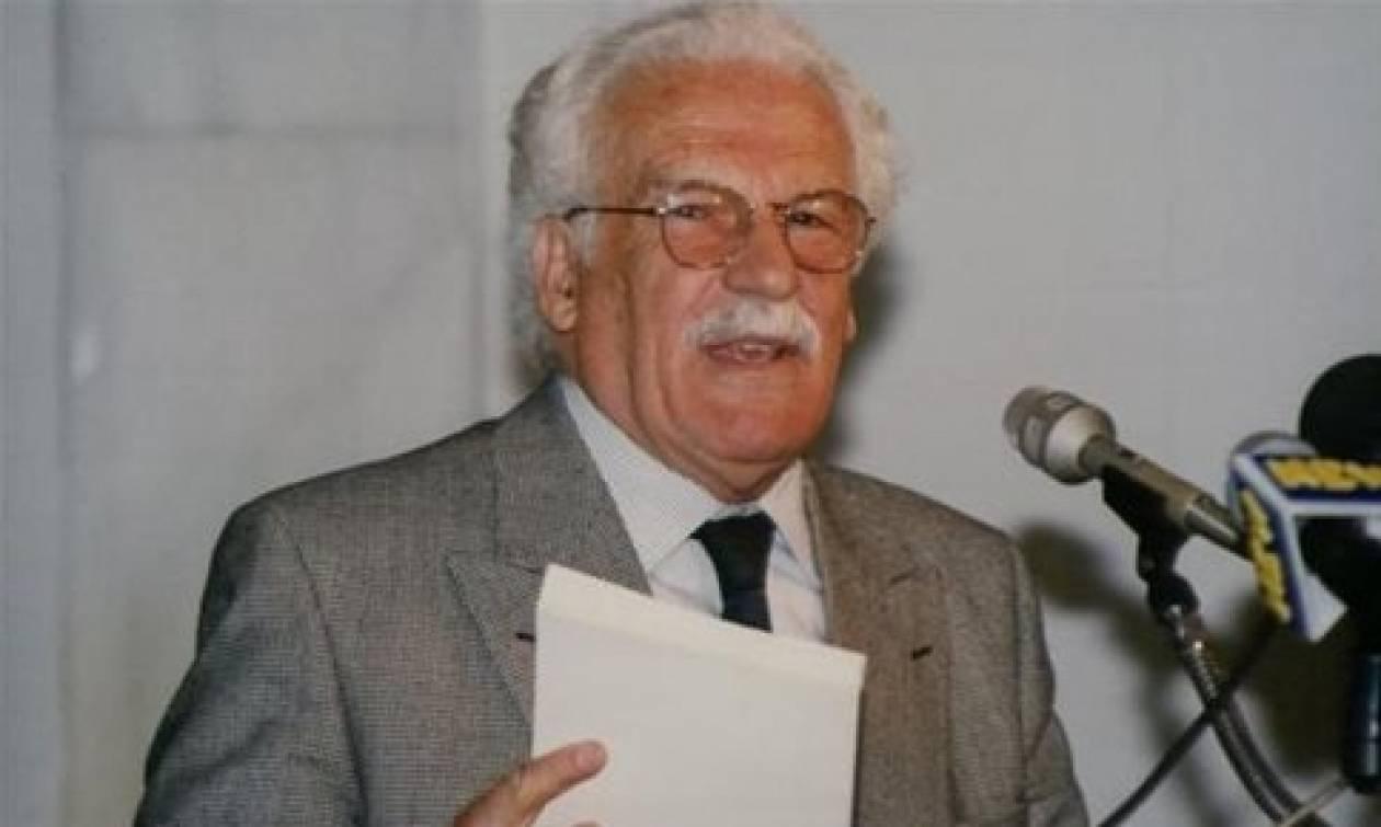 Πέθανε ο καθηγητής Αδαμάντιος Πεπελάσης