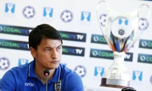 Τελικός Κυπέλλου: Η ομιλία Ίβιτς στους παίκτες για την κούπα