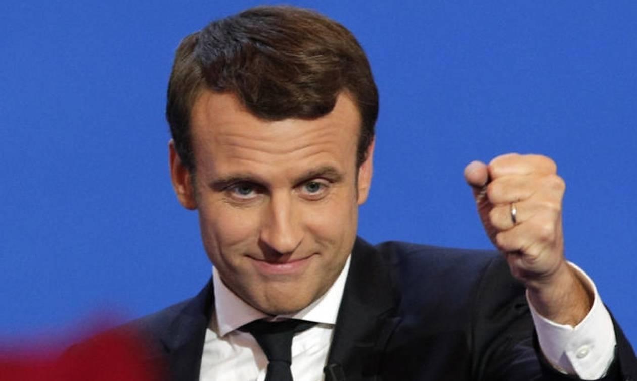 Προεδρικές εκλογές Γαλλία: Το Βερολίνο ελπίζει σε νίκη του Μακρόν