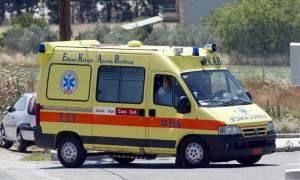 Τραγωδία στην Παναγοπούλα Αχαΐας: 33χρονος καταπλακώθηκε από τόνους σίδερου