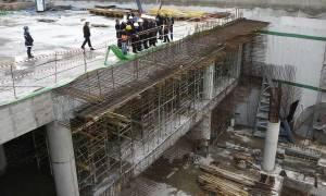 Θεσσαλονίκη: Ατύχημα στο εργοτάξιο του Μετρό - 47χρονος έπεσε από σκαλωσιά