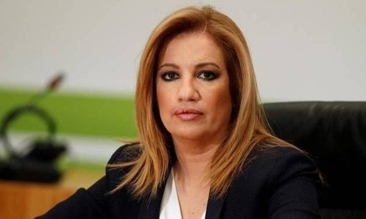 Γεννηματά: Έρχεται τέταρτο μνημόνιο με την υπογραφή Τσίπρα