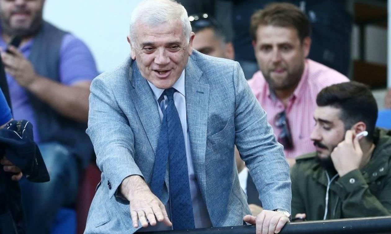 Δήλωση - βόμβα Μελισσανίδη για τελικό κυπέλλου Ελλάδας: Ήταν «στημένος» και «παλιοαλήτης» ο επόπτης!