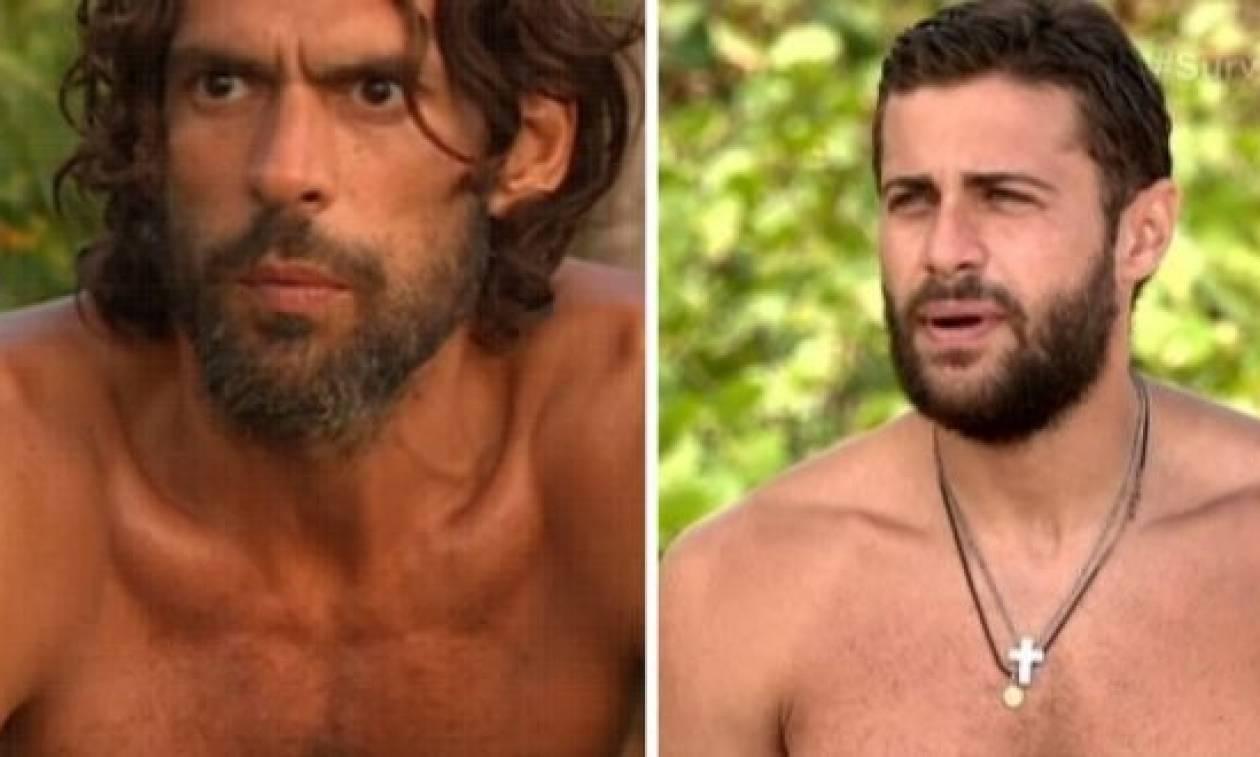 Τι θα δούμε απόψε στο Survivor; Επαιξαν... ξύλο Βασάλος - Σπαλιάρας ή όχι; (video)