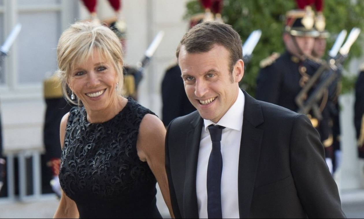 Εμανουέλ Μακρόν - Μπριζίτ Τρονιέ: Το «παράνομο» ζευγάρι που θέλει να κυβερνήσει τη Γαλλία! (Pics)