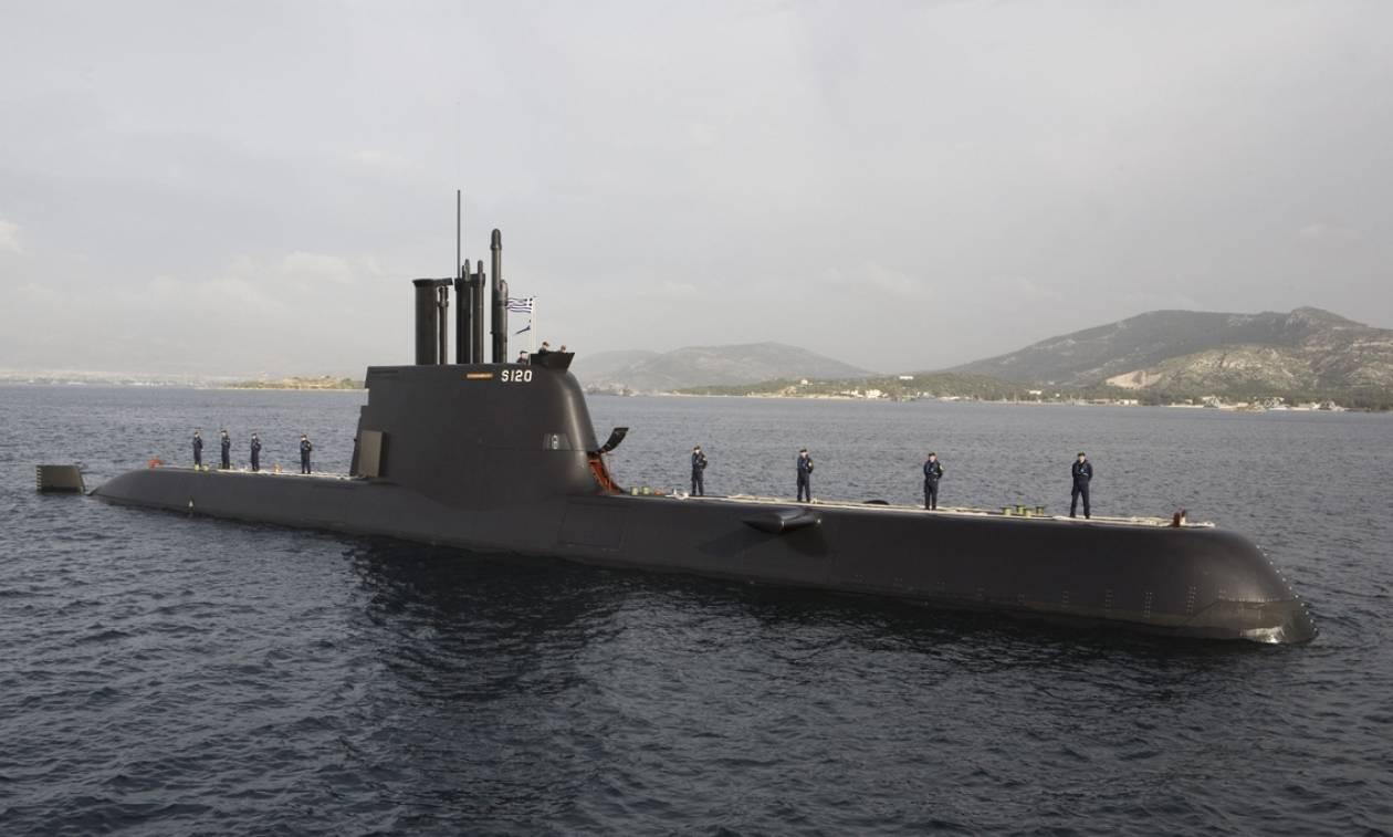 Αιγαίο: Ελληνικά υποβρύχια σε θέση μάχης απέναντι από τουρκικές φρεγάτες