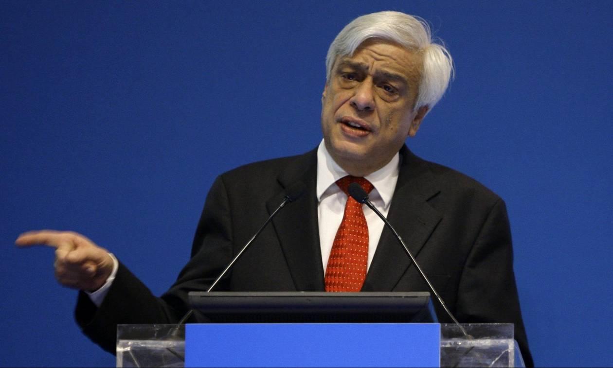 Παυλόπουλος: Η COSCO υπόδειγμα συνεργασίας Ελλάδας και Κίνας