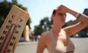 Καιρός - Καλλιάνος: Έρχεται μίνι καύσωνας - Στους 37 βαθμούς ο υδράργυρος