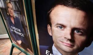 LIVE Αποτελέσματα εκλογές Γαλλία: Οι Γάλλοι πανηγυρίζουν για το νέο Πρόεδρο