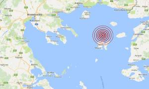 Σεισμός μεταξύ Λήμνου και Σαμοθράκης (pics)