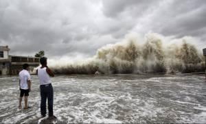 Σφοδρές καταιγίδες θα «σαρώσουν» την Κίνα - Σε κατάσταση συναγερμού η χώρα