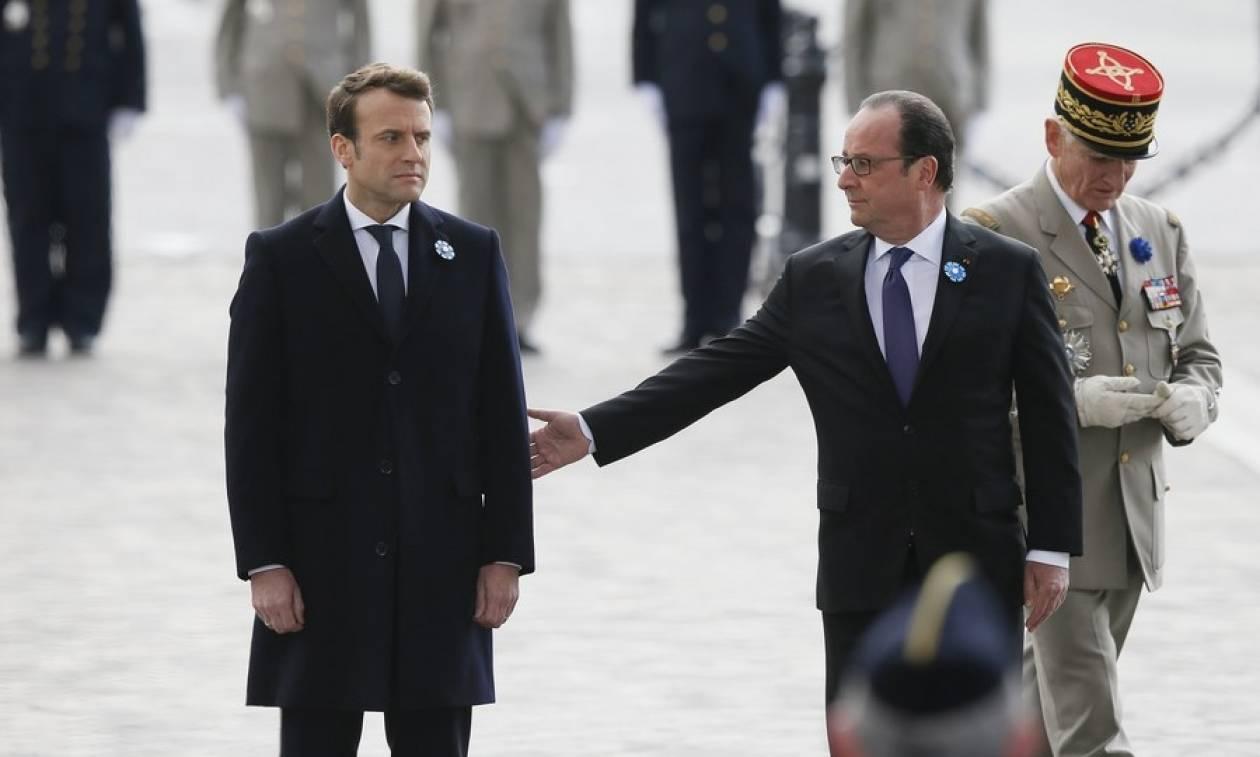 Αυτή είναι η ημερομηνία που ο Μακρόν θα ορκιστεί Προέδρος της Γαλλίας (Vids)