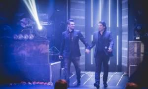 Πάνος Κιάμος – Νίκος Κουρκούλης: Θριαμβευτικό φινάλε στο «Club 22»!