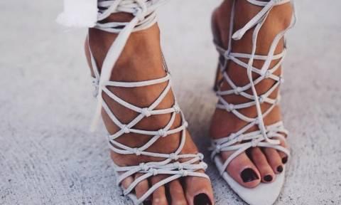 Έξι παπούτσια που θα λατρέψεις το φετινό καλοκαίρι