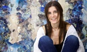 Έκθεση ζωγραφικής Ντένης Θεοχαράκη: «meta-synthesis» (pics)