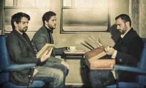 Το Alex Drakos Trio live στο six d.o.g.s