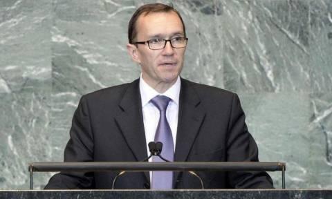 Άιντε: Στα πρόθυρα προόδου ή κατάρρευσης οι συζητήσεις για το Κυπριακό