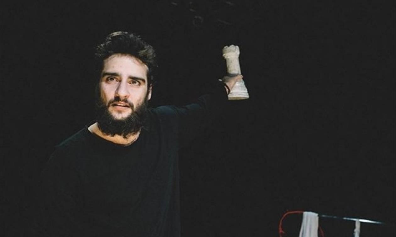 Ο Κωνσταντίνος Μπιμπής φετινός νικητής του βραβείου Χορν