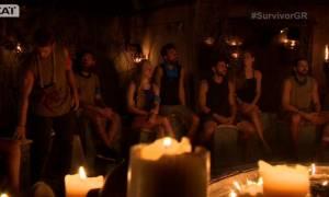 Survivor: Αμοιβαίες εξηγήσεις στο συμβούλιο με αφορμή τον καυγά Σπαλιάρα-Ντάνου