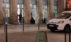 Γαλλία: Συναγερμός στο Παρίσι - Εκκένωσαν πολυσύχναστο σταθμό τρένου (videos)