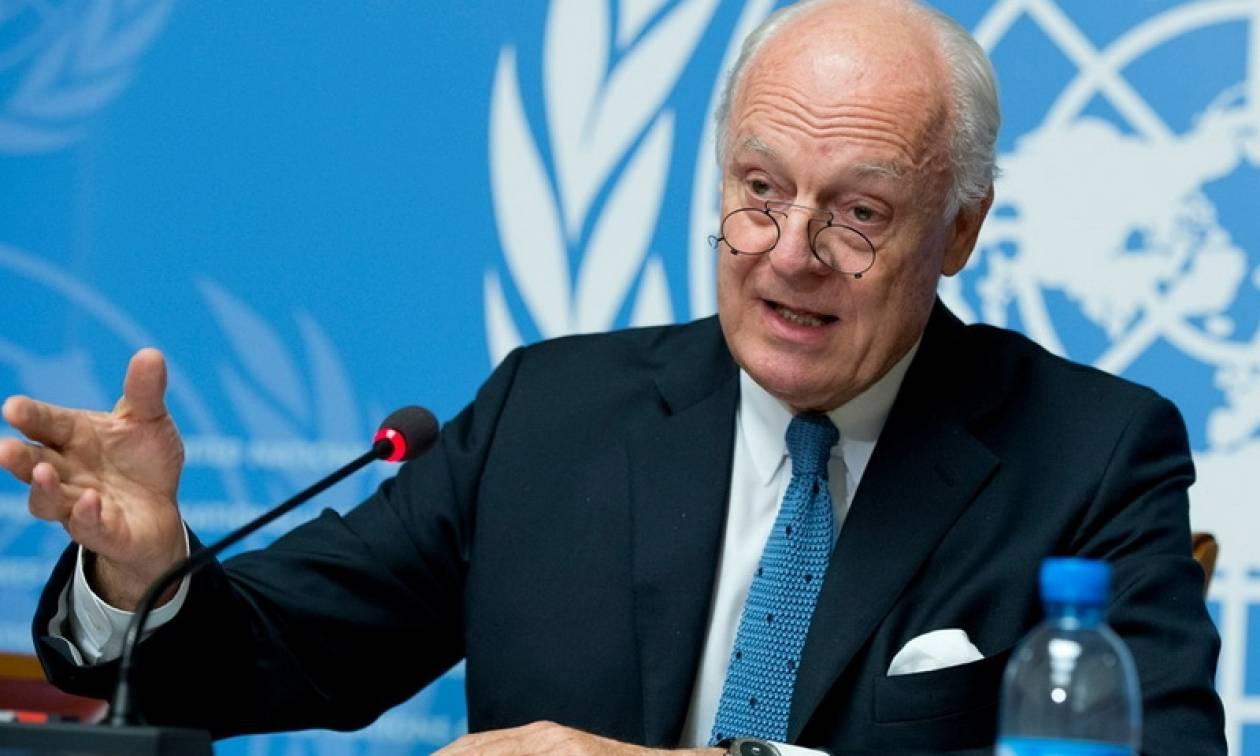 Συριακό: Αρχίζουν και πάλι οι ειρηνευτικές συνομιλίες μεταξύ κυβέρνησης και αντιπολίτευσης