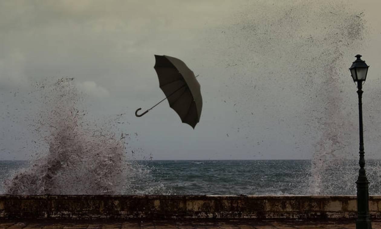 Καιρός – Προσοχή: Έντονα φαινόμενα θα «χτυπήσουν» σε λίγες ώρες τη χώρα