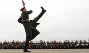 Ρωσία - Μόσχα: Δείτε τη στρατιωτική παρέλαση στην Κόκκινη Πλατεία για τη νίκη κατά των Ναζί