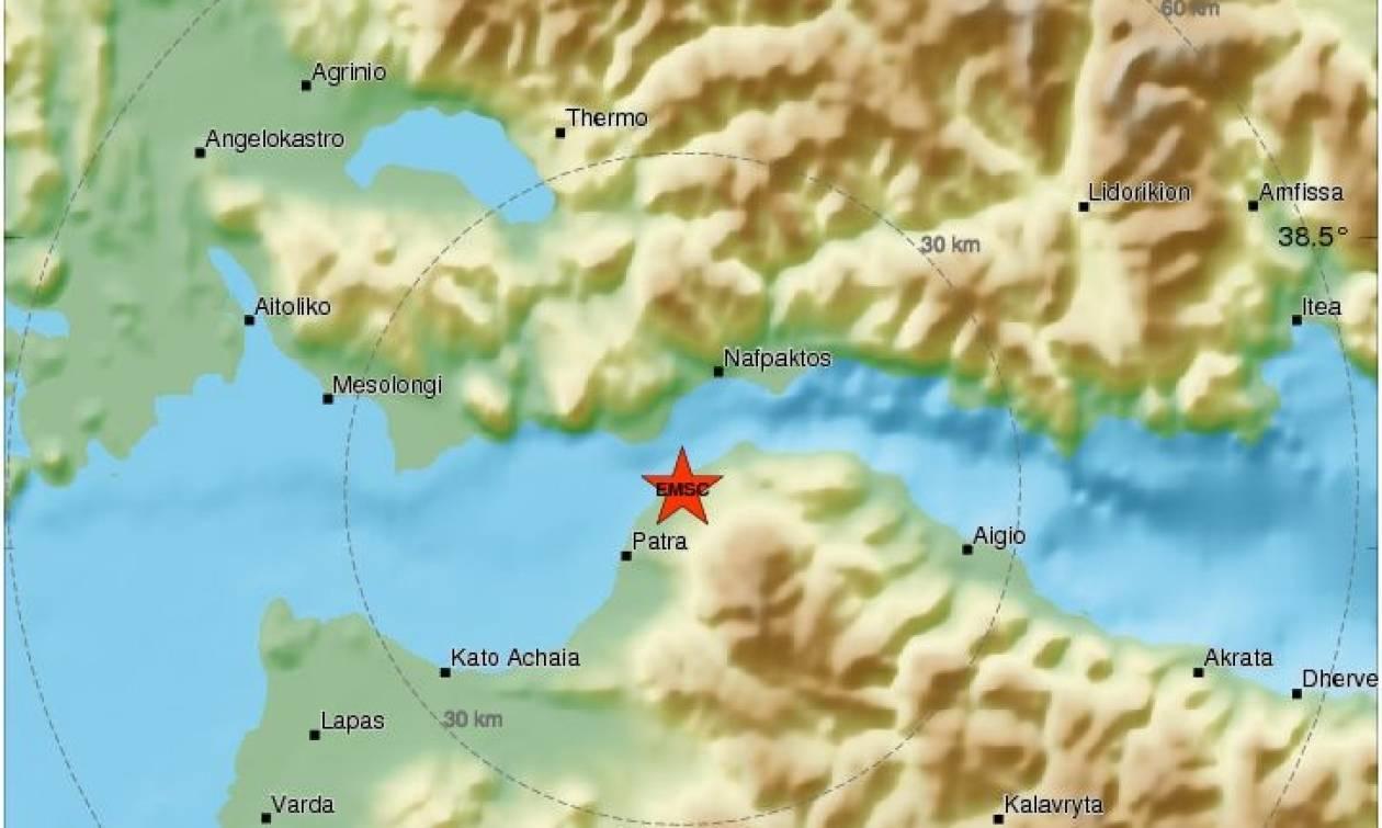 Σεισμός ταρακούνησε το Ρίο
