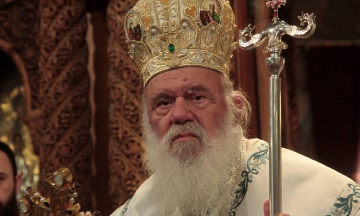 Θεσσαλονίκη: Στην Καλαμαριά ο Αρχιεπίσκοπος Ιερώνυμος