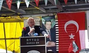 Απαράδεκτο: Βουλευτής του ΠΑΣΟΚ σε εκδήλωση με σημαίες της «Ανεξάρτητης Θράκης» (pics)