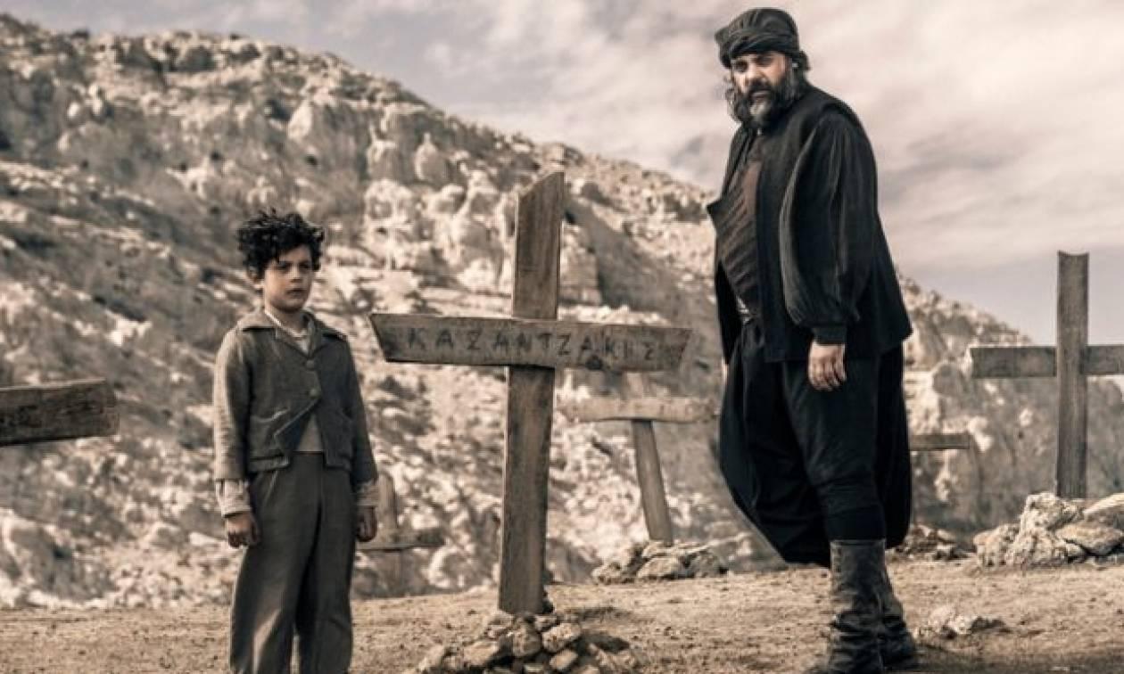 Ανατριχιάσαμε με τις πρώτες εικόνες από την ταινία «Νίκος Καζαντζάκης»! (video)