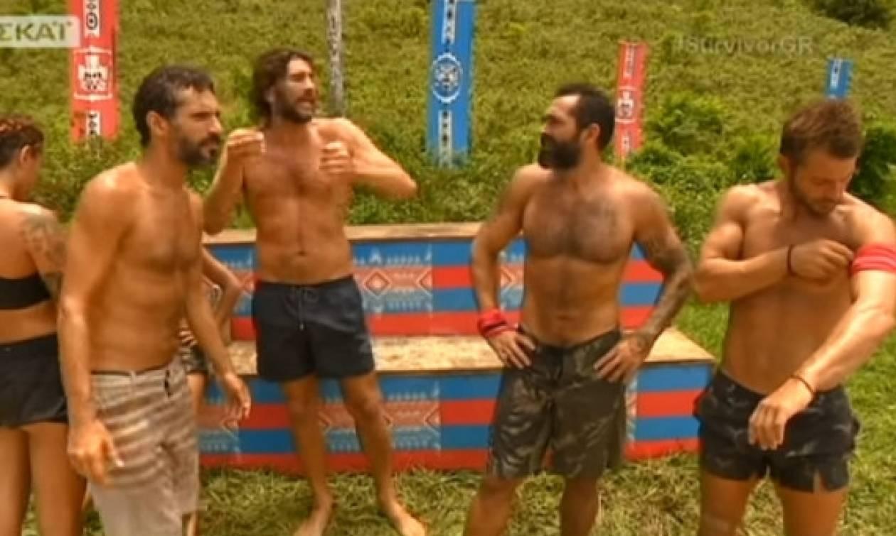 Survivor LIVE: Το απόλυτο ντέρμπι τώρα σε ψηφοφορία για τον παίκτη που θα αποχωρήσει (Video)