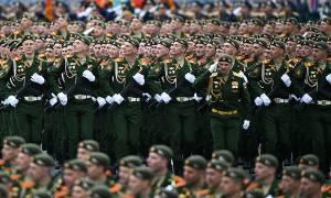 Ρωσία: Η εντυπωσιακή παρέλαση στην Κόκκινη Πλατεία για την επέτειο της ήττας των Ναζί (pics+vid)