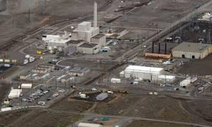 Κατάσταση έκτακτης ανάγκης στο Χάνφορντ: Κατέρρευσε στοά όπου φυλάσσονται ραδιενεργά υλικά